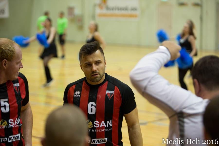 Lauris Eglītis (Foto: Meelis Heli)