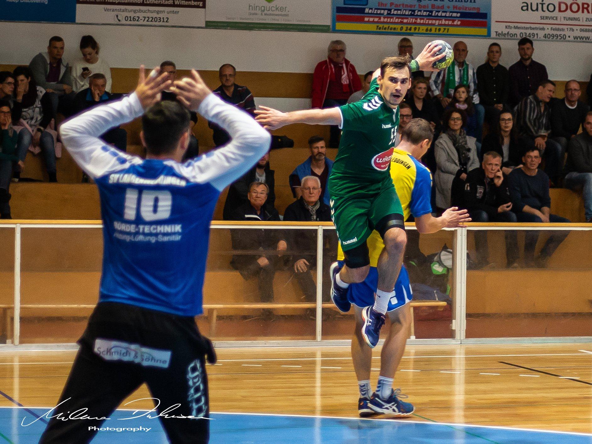 Jurijs Piščuhins (Foto: SV Grün-Weiß Wittenberg-Piesteritz Abt. Handball)