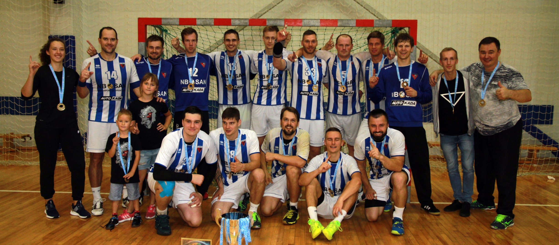 Celtnieks - Rīgas čempioni 2018 (Foto: Sandra Škutāne)
