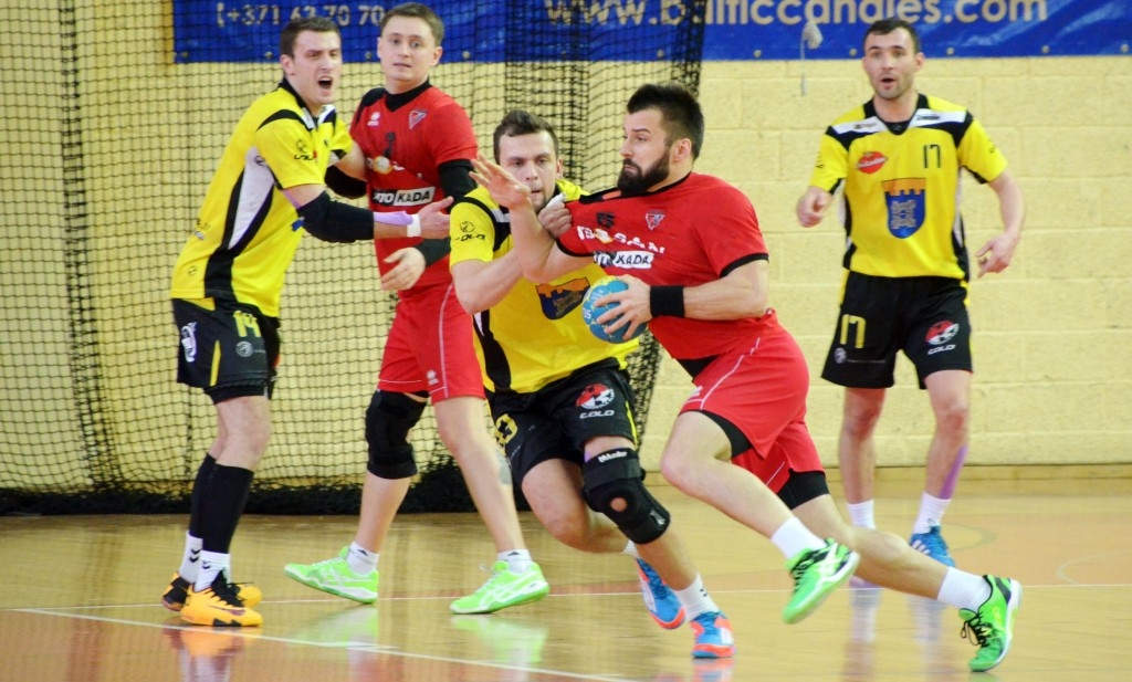Lauris Eglītis (Foto: handbols-dobele.lv)