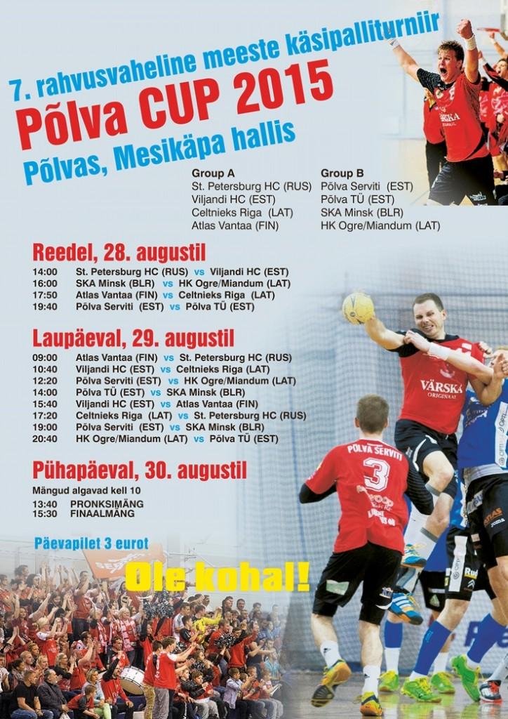 Polva Cup 2015