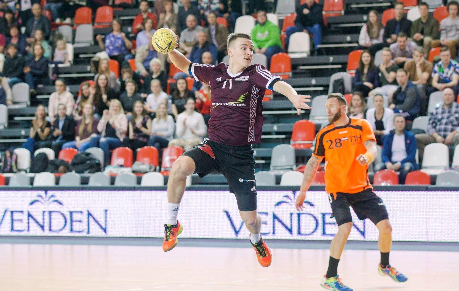 Rihards Leja (Foto: Raivo Sarelainens)