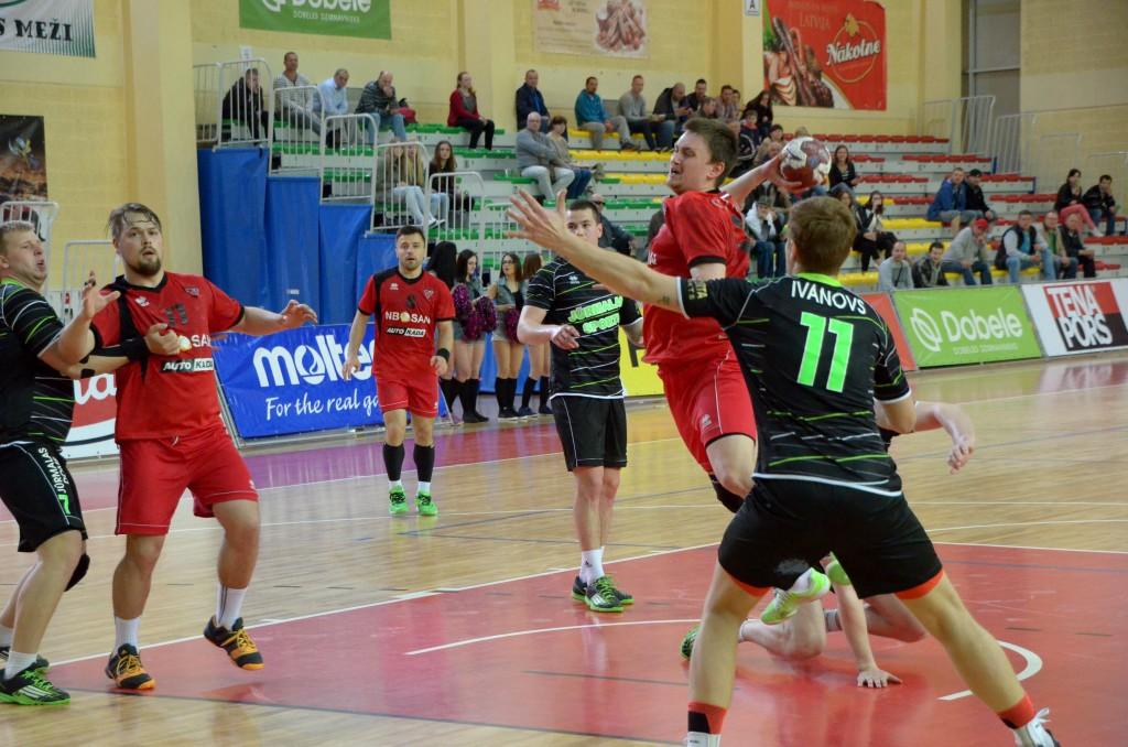 Vladimirs Maslaks (Foto: handbols-dobele.lv)